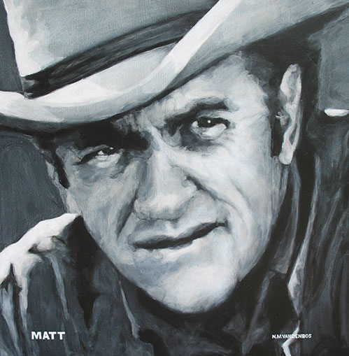 Matt Dillon (Gunsmoke)