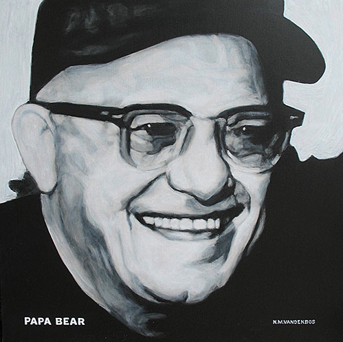 Papa Bear (George Halas)
